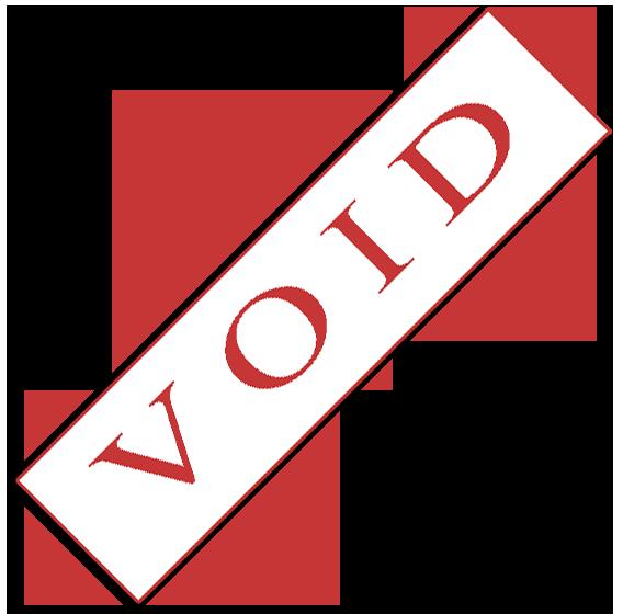 void stamp | TechDad